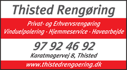Thisted Rengøring